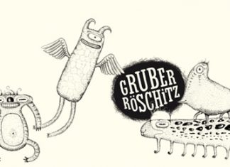 Gruber Röschitz label