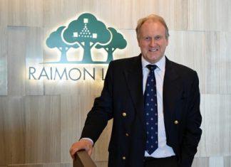 Andrew Jordan, VP of Construction for Raimon Land.