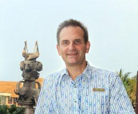 David Nowak, Centara Grand Mirage Beach Resort Pattaya's new Executive Assistant Manager - Food & Beverage.