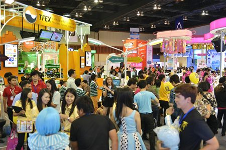 Last year's Money Expo was well attended, and experts believe this year's will be too.