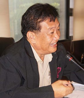 Somdet Nanudon, head of the Chonburi office of the Ministry of Social Development and Human Security.