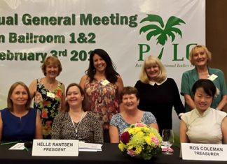 The 2015 PILC committee is Helle Rantsen president, Karyn Walker vice president, Sue Tait Hospitality, Kathy Greenleaf membership, Wendy Khan secretary, Ros Coleman treasure, Joyce Aldridge welfare and Vanessa Beadling newsletter.