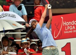 Enjoy some top LPGA golf action at Siam Country Club 'Old Course' this weekend.