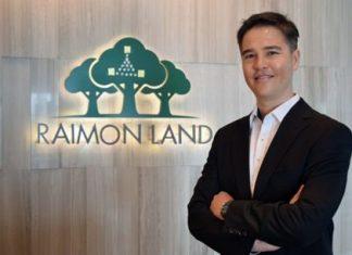 Kipsan Beck – Raimon Land's new Vice President of Branding & Marketing.