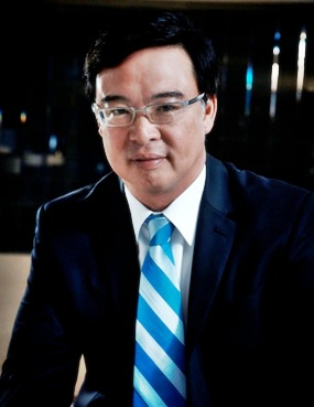 Apichart Chutrakul, CEO of Sansiri Public Co. Ltd.