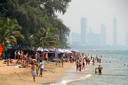 Pattaya's tourism numbers are quite as dire as some might think.