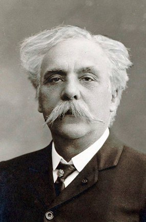 Gabriel Fauré in 1905. (Photo: Pierre Petit)