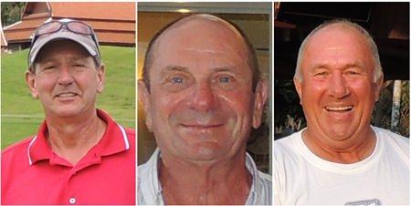 Mike Missler, JP Maffray & Geoff Stimpson.