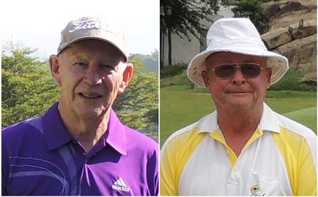 John Stafford & Andy Makara.