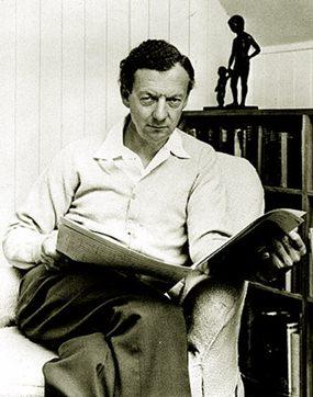 Benjamin Britten in 1968. (Photo: Hans Wild)