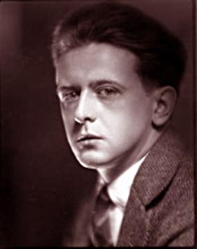 Colin McPhee as a young man.