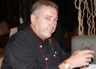 Chef Alberto.