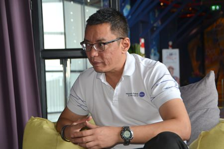 Yurizal Mohammad Yousuf Malaysia talks about how there have been changes in booking patterns, with the younger generation often opting to book flights either on their mobile devices or from a PC.