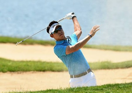 Choi Jinho, winner of last month's SK Telecom Open in South Korea, will be one of the star names appearing at the 2015 Singha Thailand Open championship. (Photo/OneAsia Golf)