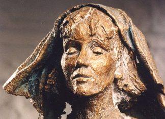 Hildegard von Bingen. (Karlheinz Oswald, 1998)