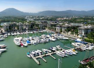 The Royal Phuket Marina plans to undergo a 5 billion baht expansion and upgrade over the next five years.