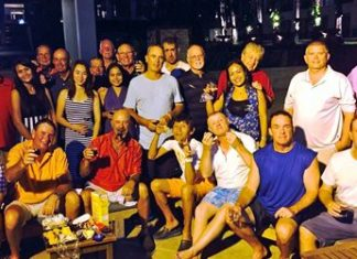 The Golf Club group at Kabinburi.