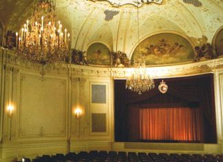 Salzburg Marionette Theatre.