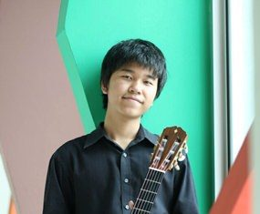 Rising star: Hitoshi Miyashita. (Photo/Khanuengnit Thongbaion)