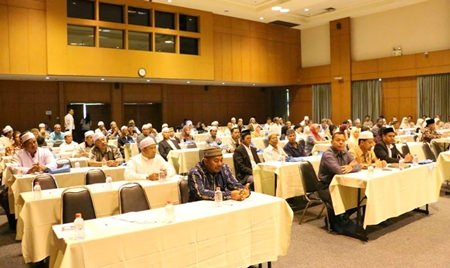 Over 100 local Mosque committee members joined the project.