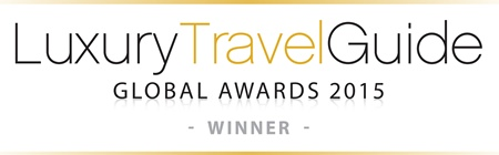 "Royal Cliff Hotels Group receives the ""Luxury Grand Resort of the Year"" award from Luxury Travel Guide Global Awards 2015."