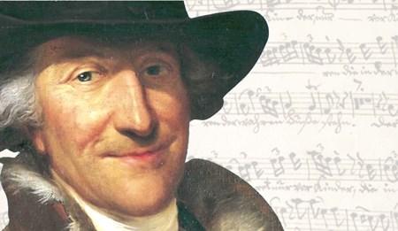 Wilhelm Friedemann Bach circa 1760.