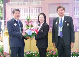 The National Anti-Corruption Commission opened its new Chonburi headquarters last week.