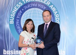 AirAsia Berhad was again recognised as the Best Low-Cost Airline at the Business Traveller Asia-Pacific Travel Awards 2015.