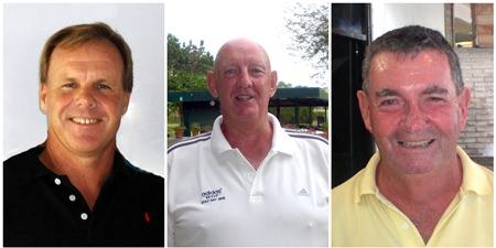(L-R) John Dean, Seamus Farrell and John O'Donoghue.
