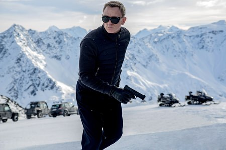"Daniel Craig is shown in a scene from the James Bond film, ""Spectre."" (Jonathan Olley/Metro-Goldwyn-Mayer Pictures/Columbia Pictures/EON Productions via AP)"