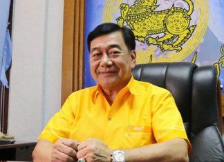 Phawat Lertmukda has been promoted from Chonburi permanent secretary to deputy governor.