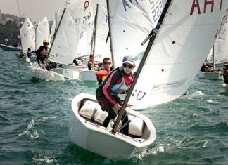 The Optimist World Championships will be coming to Thailand in 2017, hosted at the Royal Varuna Yacht Club in Pattaya from July 10-21. (Photo/M.V. Tchelistcheff)