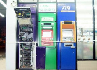 Excitement turned to mundane when police learned there was no great ATM caper, just forgetful bank employees.