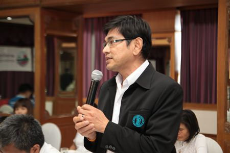 PWA manager Sutat Noochpan says the current total capacity of 30.9 million cu. meters should be enough to serve the city for the next year.