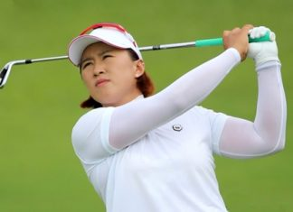 Amy Yang of South Korea was the winner of the Honda LPGA Thailand title in 2015. (Photo courtesy LPGA Thailand.com)