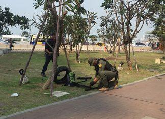 Pattaya panics as authorities perform bomb drill