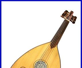 The oud: a long history but a short neck.