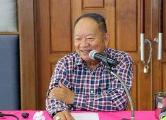 Nongprue Mayor Mai Chaiyanit.