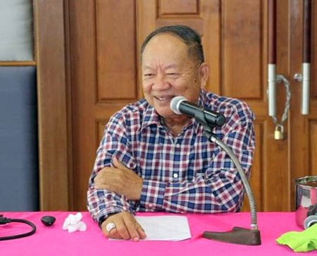 Nongprue Mayor Mai Chaiyanit.