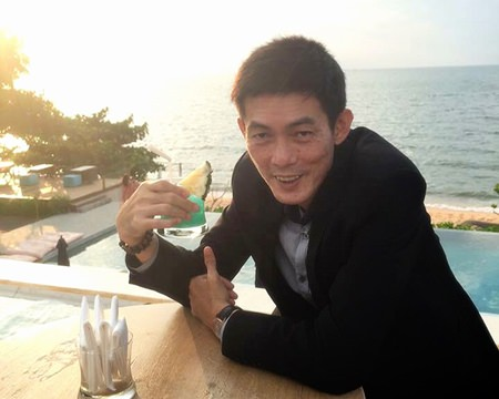 Sanphet Suphabuansathien, president of the Thai Hotels Association Eastern Chapter.