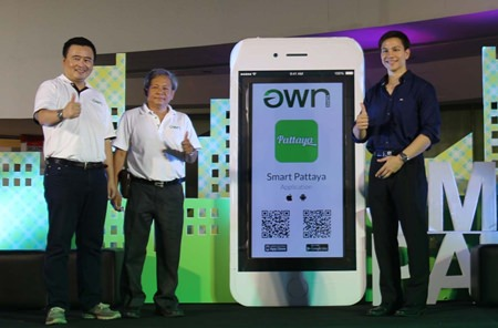 """DASTA has unveiled a """"Smart Pattaya"""" smartphone application to guide tourists to popular area attractions."""