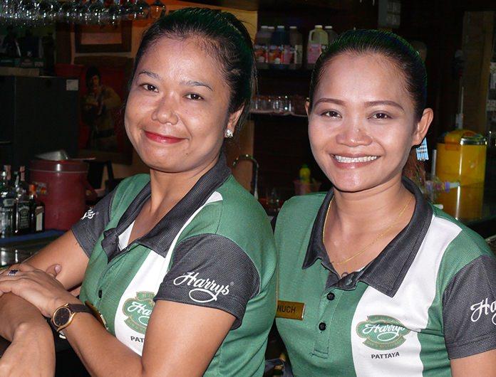 The Happy Staff.