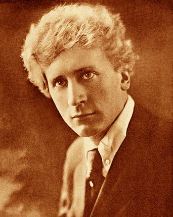 Percy Grainger in 1922.