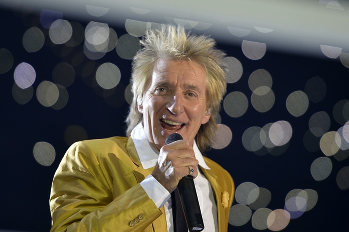 Singer Rod Stewart is shown in this Nov. 28, 2015 file photo. (AP Photo/Martin Meissner)