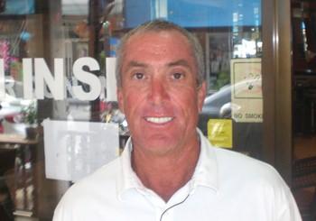 Mike Sanders winner at Green Valley.
