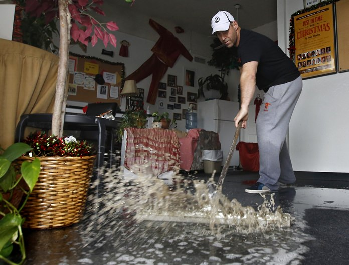 The National Oceanic and Atmospheric Administration Thursday, June 9, 2016, said the El Nino has ended, 15 months after its birth in March 2015. El Nino is a natural warming of parts of the central Pacific that changes weather worldwide. (AP Photo/Rich Pedroncelli, File)