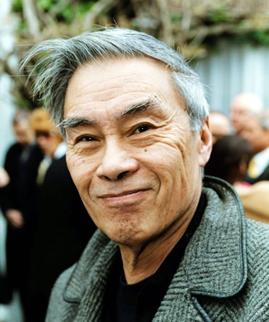 Actor Burt Kwouk is shown in this April 29, 2001 file photo. (Michael Crabtree / PA via AP)