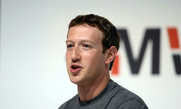 "Facebook CEO Mark Zuckerberg met with conservative leaders such as radio host Glenn Beck to discuss claims that its ""trending topics"" feature is biased against their viewpoints. (AP Photo/Manu Fernandez, File)"