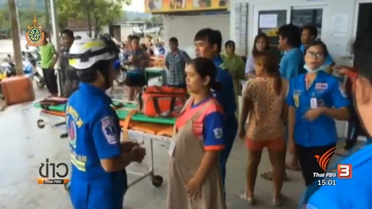 Speed boats collision near Phi-Phi Islands leaves one dead and 28 injured
