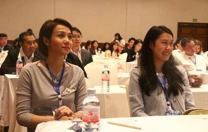 The Commerce Ministry helped young Thai entrepreneurs break into the ASEAN Economic Community market with its second Young Entrepreneur Network Development program in Pattaya.